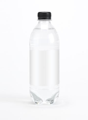 Logovand med brus 0,5 liter